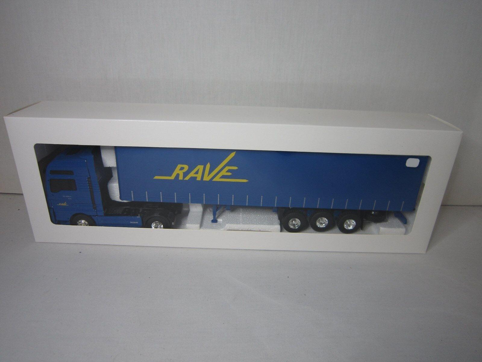 DV6950 ELIGOR 1 43 MAN TG XXL TRANSPORTS RAVE 113207 HORS COMMERCE