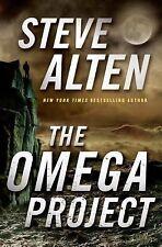 The Omega Project - Good - Alten, Steve - Hardcover