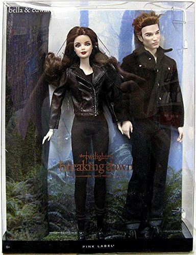 Barbie Twilight Bella & Edward Edward Edward c49270
