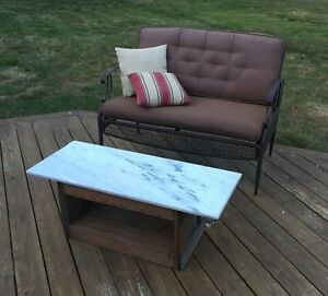 Image Is Loading Shabby Chic Patio Coffee Table Shipping Crate Base