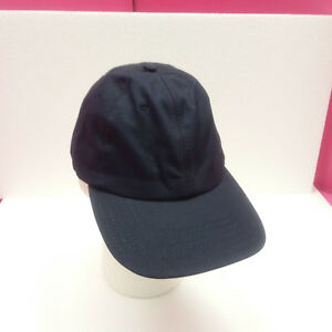 New Navy Unstructured Hat Cap American Needle Usa Made (n8)