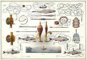 10194-Angel-Angler-Fischer-Fischen-Koeder-Angelschnur-Haken-Reuse-Netz-1890