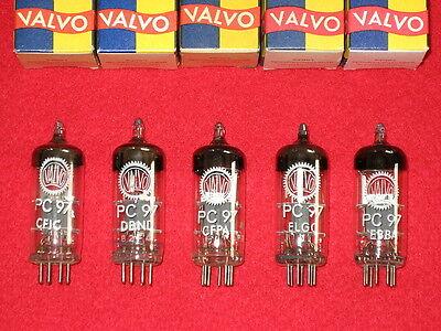 1x PD510 VALVO NOS NEU Röhre geprüft Tube NEW Valve Valvula Valvola Test PD 510