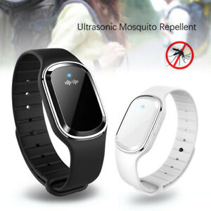 Ultrasonic-Anti-Mosquito-Insect-Pest-Bugs-Repellent-Repeller-Wrist-Bracelet-New