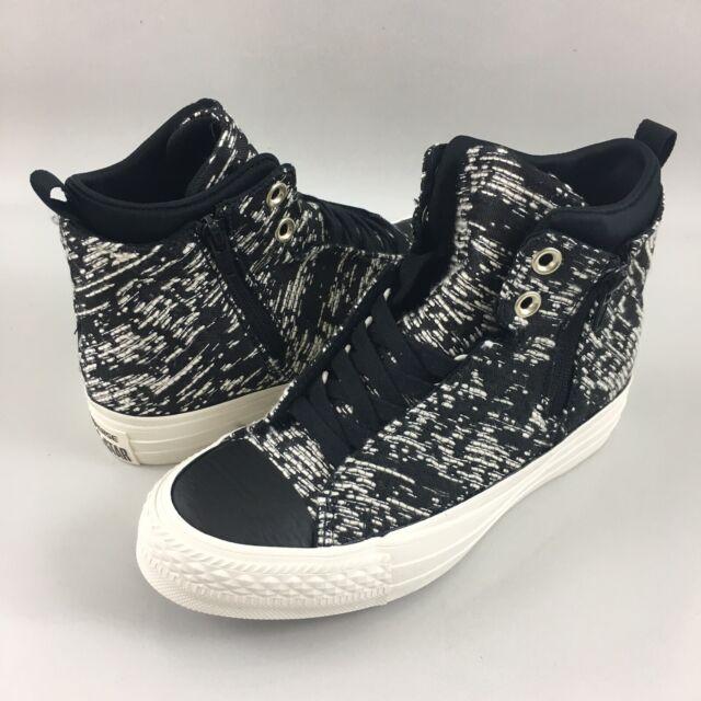dbcb04f9aaaa Converse Chuck Taylor Selene Winter Knit Mid Women s Size 5 Sneaker 553355c  for sale online