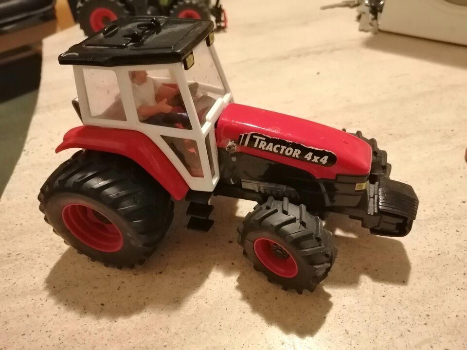 Andet, Traktor