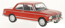 Whitebox WB195 -BMW 2002 ti 1968 Red 1/43rd Scale Model In Case -Tracked 48 Post