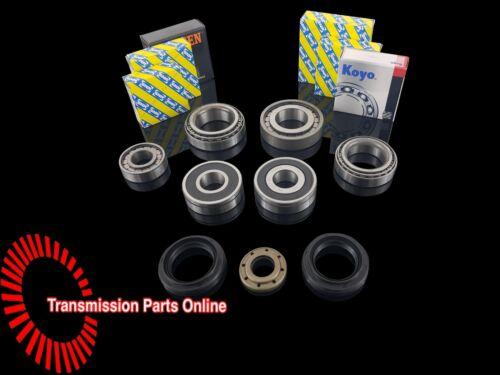 Fiat Punto /& Grande Punto 5 Speed Gearbox Uprated Bearing /& Oil Seal Repair Kit