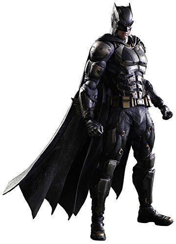 Square Enix Enix Enix Play Arts Kai Justice League Batuomo Tactical Suit Ver. DC c24639