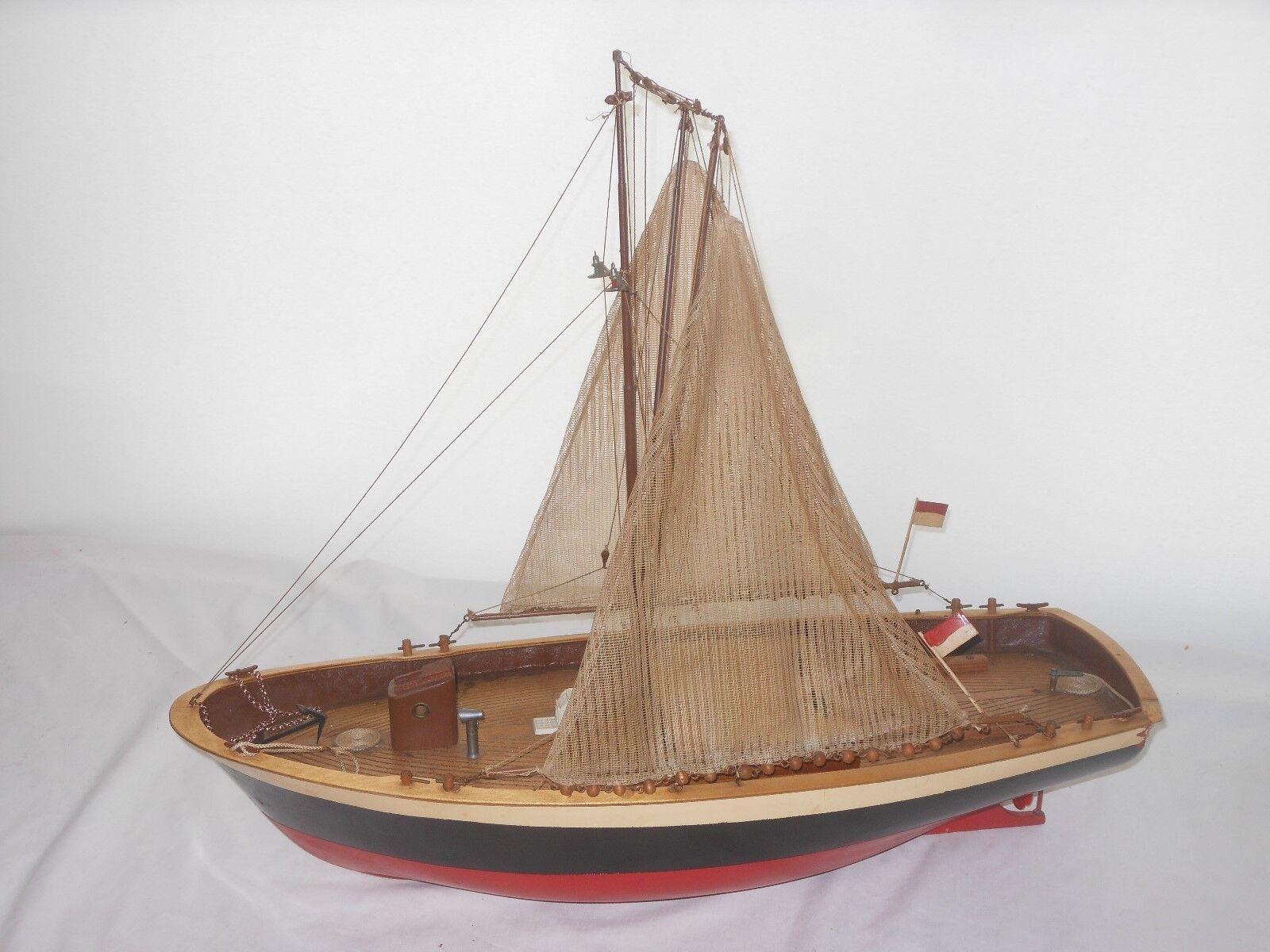 Taglierino Gamberetti Nave Barca - Rc Capace - Lunghezza 62 Cm - Graupner /