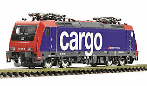 Model Railroads & Trains Toys & Hobbies Rapture Fleischmann N 738804 Re 482.2 Ffs Cargo Sbb Epoche Vi Nuovo Latest Technology