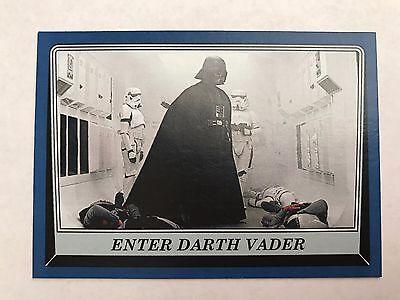 Star Wars Rogue One Mission Briefing #22 Enter Darth Vader NrMint-Mint