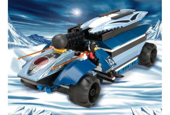 *Excellent Condition* Lego 4746 Alpha Team Mobile Command Center + Manual