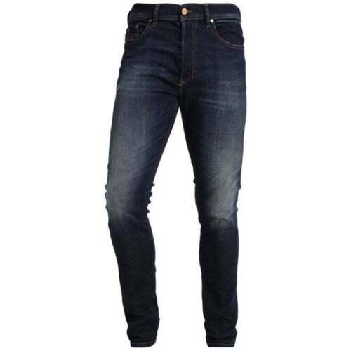 Washed Regular Dark Blue beex Stretch Tapered 069bm Larkee Diesel Jeans TwxqOn7fCt