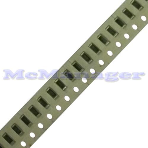 10M00 Ohm 10 m SMD//SMT Chip Resistor caso 1206 Vishay 1/% 0.25W