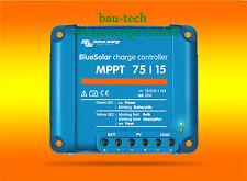 VICTRON Laderegler énergie blue solar MPPT 75/15 pour 12V / 24V