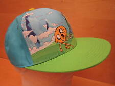 CARTOON NETWORK ADVENTURE TIME FINN AND JAKE SNAP BACK HAT ONE SIZE VIC-THOR1