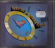 Def Dames Dope-Havin A Good Time cd maxi single
