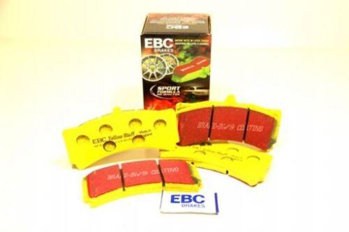 Forge Motorsport Ebc Yellow Stuff Pads For The Forge Big Brake Kits