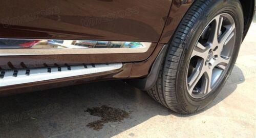4 Mud Flaps Splash Guard Fender Car Mudguard New for KIA Optima Sedan 2014-2015