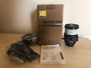 Nikon-PC-E-Micro-NIKKOR-85mm-f-2-8D-Tilt-Shift-Lens-lt-lt-NEW-gt-gt