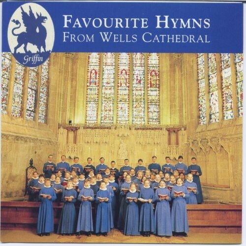 1 of 1 - Various Artists, Wel - Favorite Hymns from Wells Cathedral / Various [New CD]