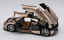 1-18-Scale-Pagani-Diecast-Metal-Sport-Car-Model-Automobili-Huayra-Supercar thumbnail 1