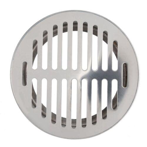 Stainless Steel Bathroom Square Floor Drain Shower Waste Water Drainer Grate
