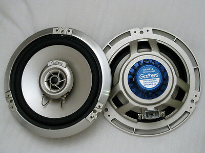 "JDM Honda Gathers 6.5"" Speakers OEM Accord Civic CRX CR-V Prelude S2000 RSX TSX"