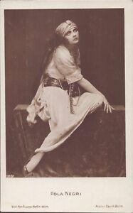Pola-Negri-Star-Postcard-Ak-D-171