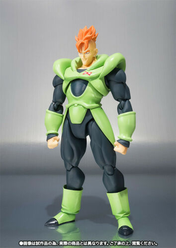S.H Figuarts Android 16 IN STOCK USA