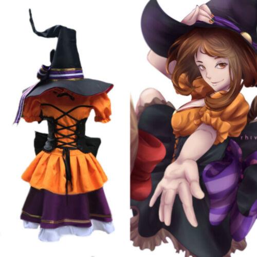 My Hero Academia Boku no Hero Academia OCHACO URARAKA Halloween Dress Cosplay