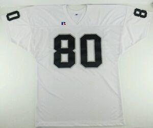 Image is loading Vintage-Russell-Athletic-Los-Angeles-Raiders-80-Football- 0fa898327