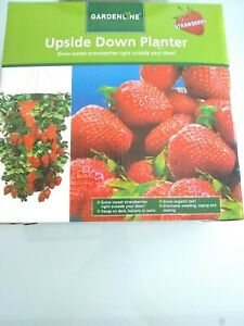 Gardenline-Upside-Down-Strawberry-Planter