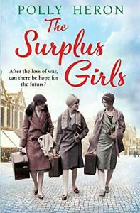 The-Surplus-Girls-by-Heron-Polly-Good-Used-Book-Paperback-FREE-amp-FAST-Delive