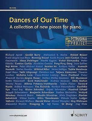 Dances of Our Time : A Collection of New Pieces for Piano Petrushka Project