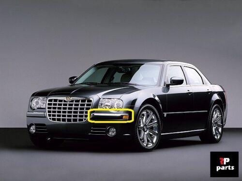 Neu Chrysler 300c 05-11 Stoßstange Chrom Zierleisten Molding LINKS 4805939AA