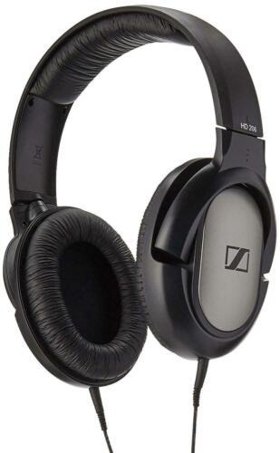 BRAND NEW Sennheiser HD 206 Closed-Back Over Ear Headphones in Original Box