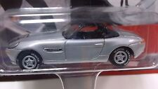 Johnny Lightning James Bond 007 The World Is Not Enough BMW Z8 in Silver