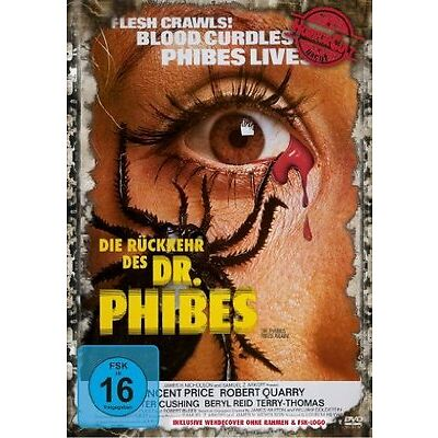 Die Rückkehr des Dr. Phibes - DVD Film Spielfilm FOX