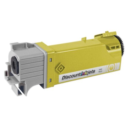 4pk for Dell 2130cn 2135cn Black Cyan Magenta Yellow Printer Toner Cartridge Set