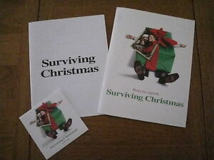 Surviving Christmas Movie Press Kit Ben Affleck PK 531 | eBay