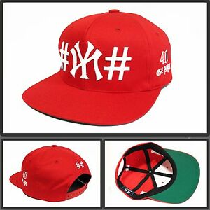e4294837bfb 40 OZ brand Been Trill Van NYC 100% Authentic cap new Snapback hat ...