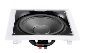 e-Audio-B415-Marine-25cm-10-034-Bass-Subwoofer-wetterfeste-Lautsprecher-Feuchtraum