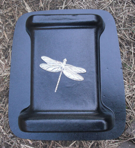 """Dragonfly bench leg 3//16th/"""" plastic mold concrete plaster mould"""