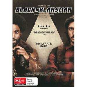 BlacKkKlansman-DVD-NEW-Region-4-Australia