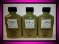 Hempz Couture Pure Herbal Extracts Color Preserve Shampoo, 2.5 fl oz 75 ml Pack of 3 Personal Care