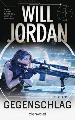 1 von 1 - Gegenschlag / Ryan Drake Bd.3 ► Will Jordan (2015, Taschenbuch)  ►►►UNGELESEN