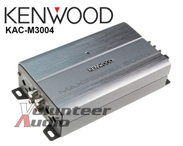 Kenwood Kac M3004 Wiring Harness - Example Electrical Wiring Diagram •
