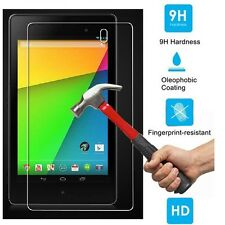 "Tempered Glass Screen Protector For Google Nexus 7 2nd ASUS  7""9H High Quality"